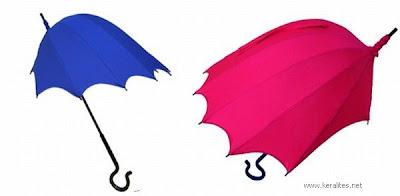 Unseen Umbrellas