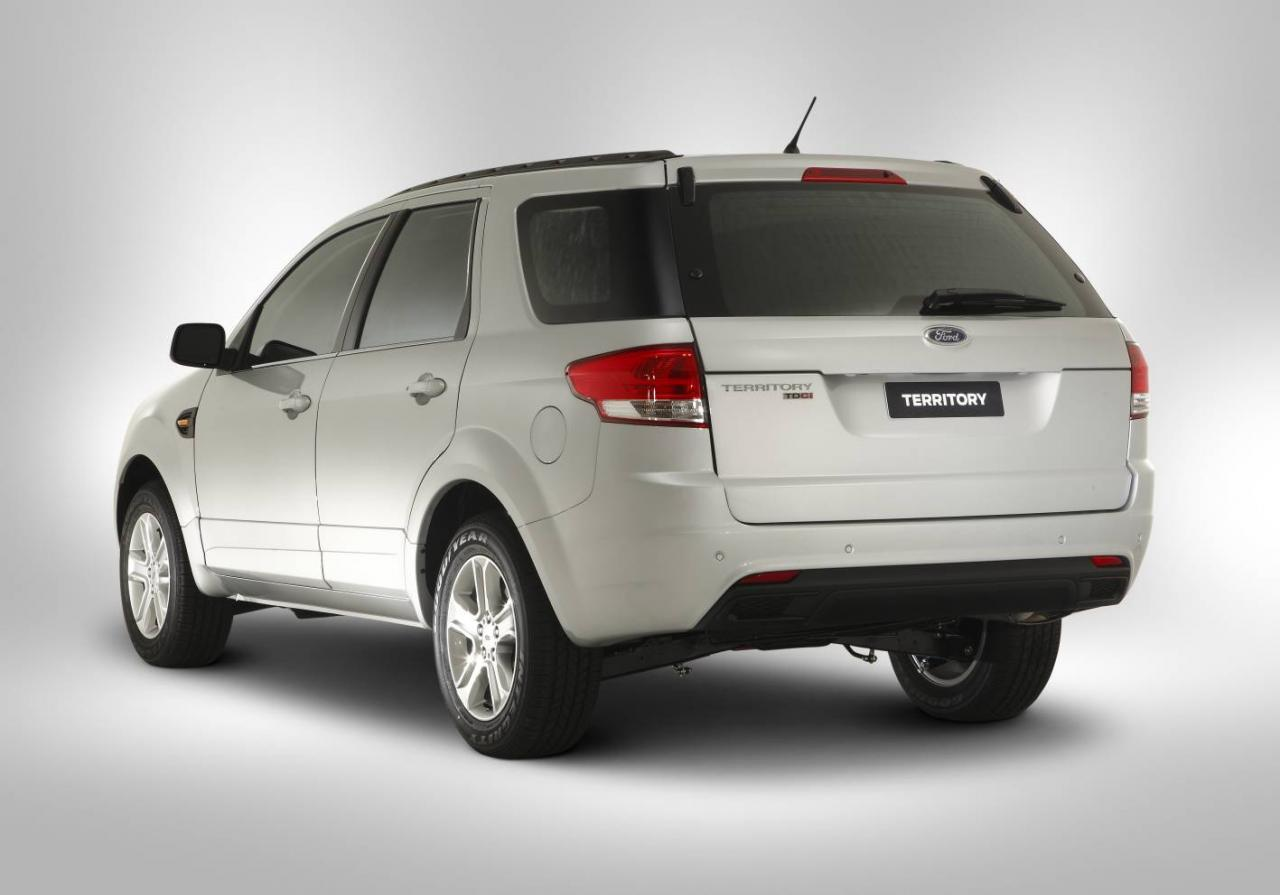 2011 FORD TERRITORY HD WALLPAPER