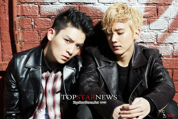 Teen Top EXITO Concept Ricky Chunji