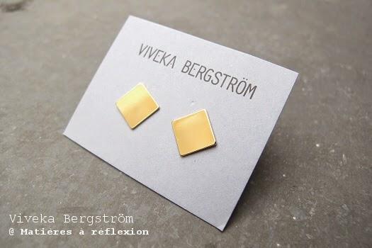 Design nordique : boucles viveka bergstrom