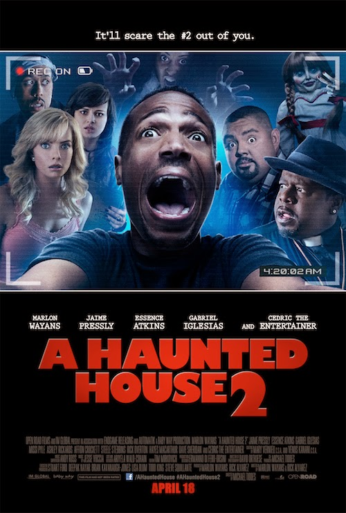 A Haunted House 2 movie poster