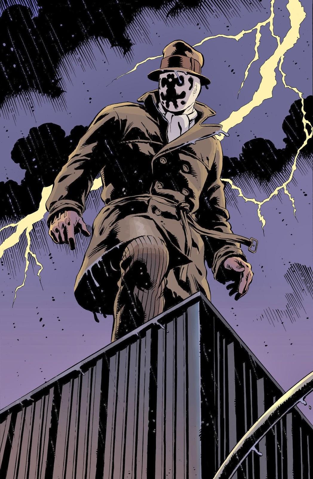 Rorschach de Watchmen
