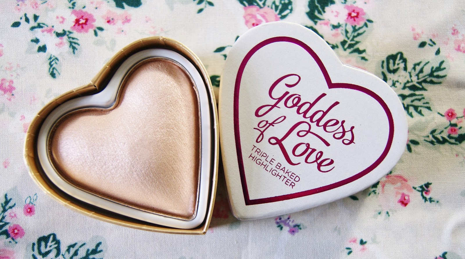 I Heart Makeup Goddess of Love Highlighter