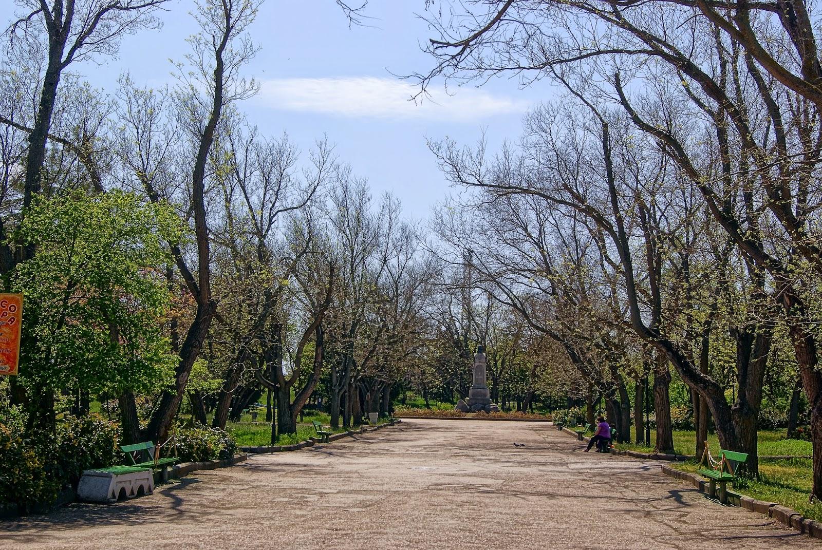 Севастополь исторический бульвар