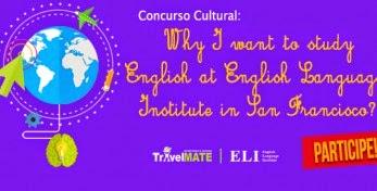 Concurso Travelmate e English Language Institute in San Francisco