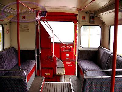 """""""Tweedland"""" The Gentlemen's club: The London Bus"""