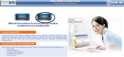 Internet+Banking+BRI Panduan Online Banking