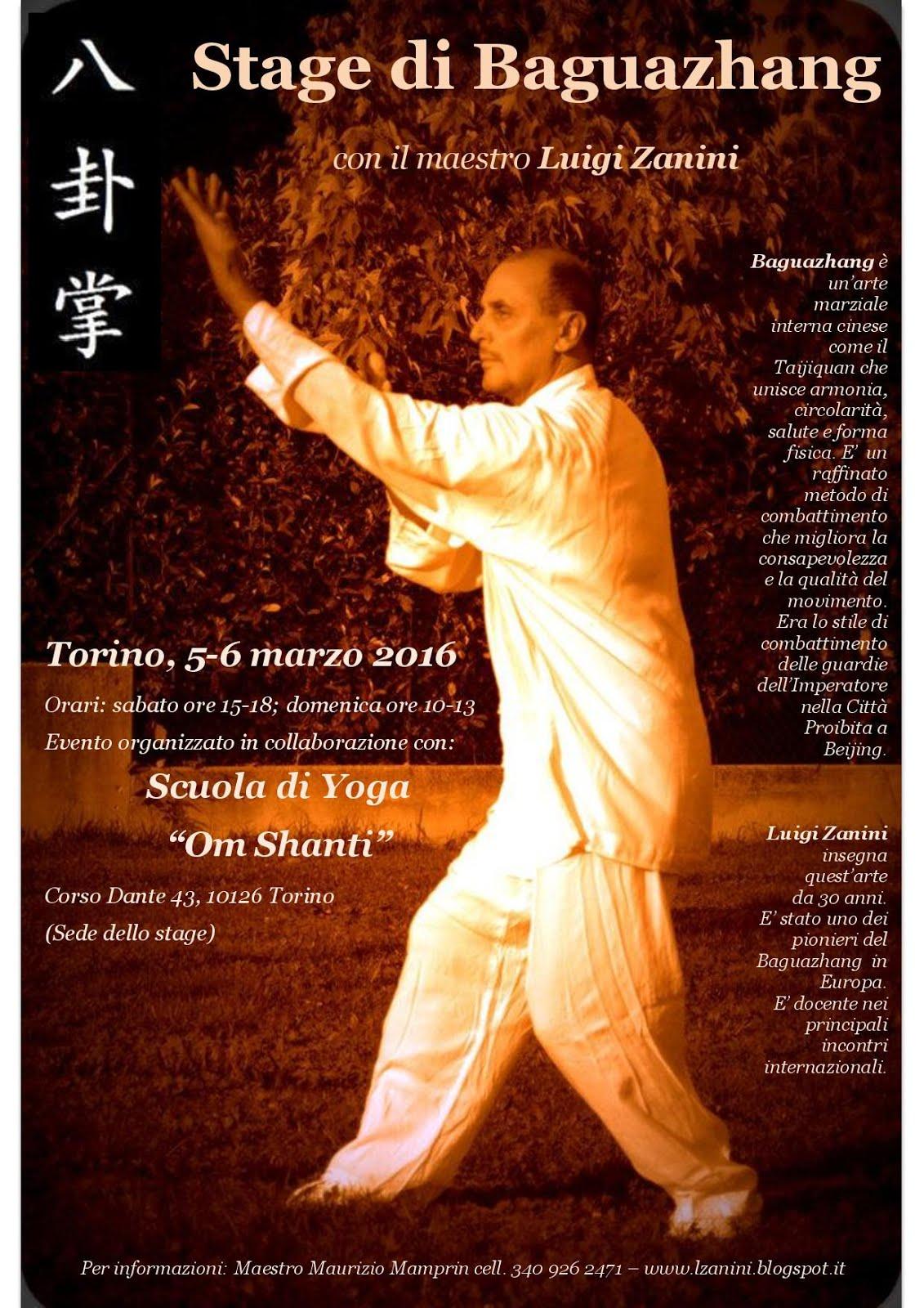 Torino, 5 e 6 marzo 2016