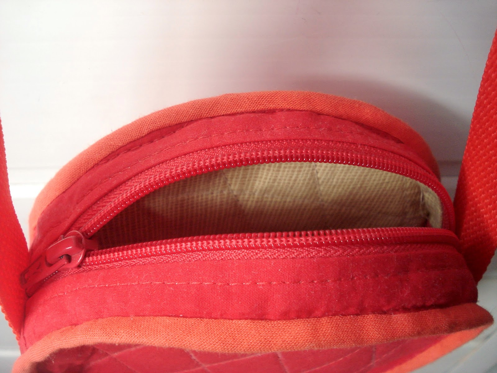 круглая сумка сшить