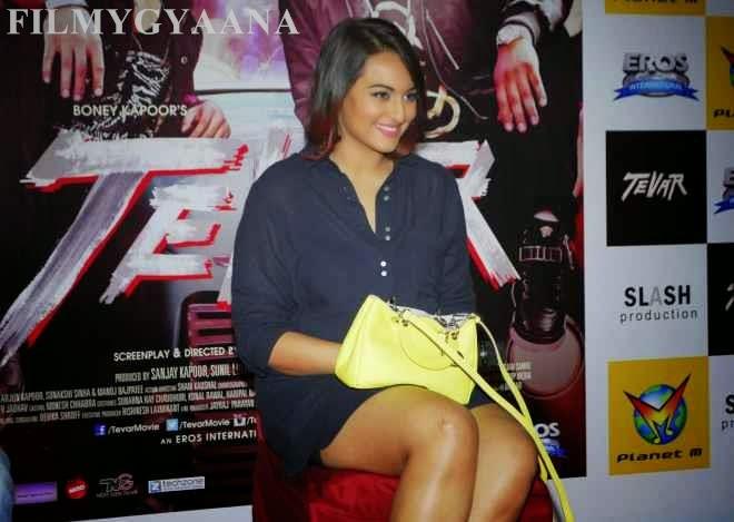 sonakshi sinha hot legs photos