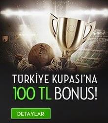 Bahis Bonusları, Türkiye Kupası iddaa bonusu