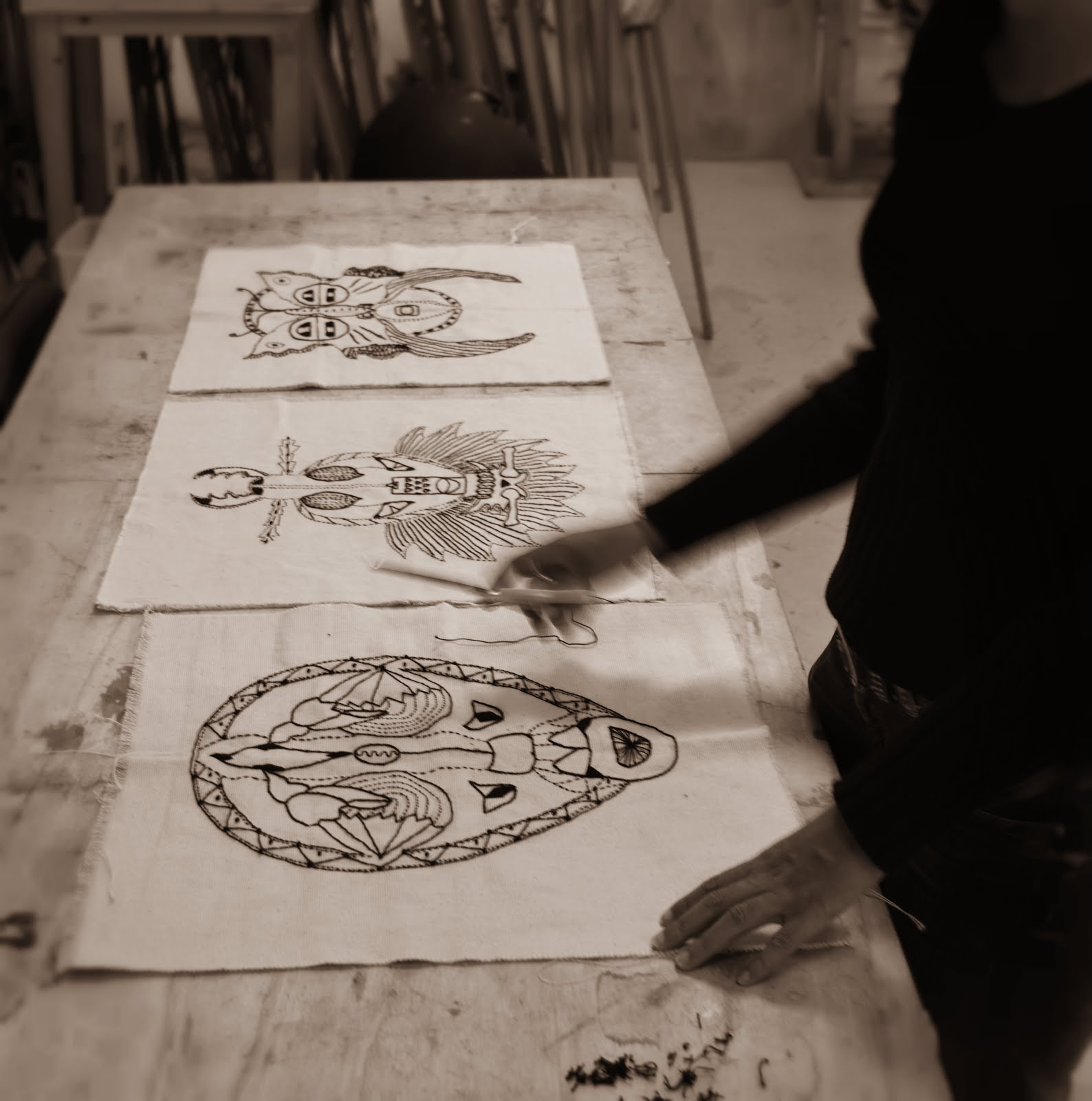 Laëtitia Design Textile