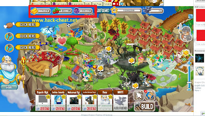 To Download Dragon City Hack Free 2013 click on the button below: