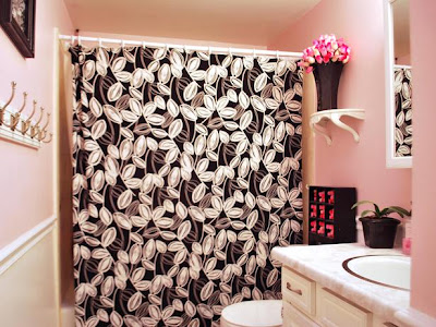 Using Bathroom Drapes For Enhancing Bathroom Interior Design , Home Interior Design Ideas , http://homeinteriordesignideas1.blogspot.com/