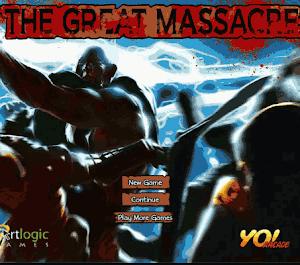 Flash-игра The Great Massacre (Великая резня)