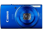 CANON DIGITAL IXUS 155 BLUE