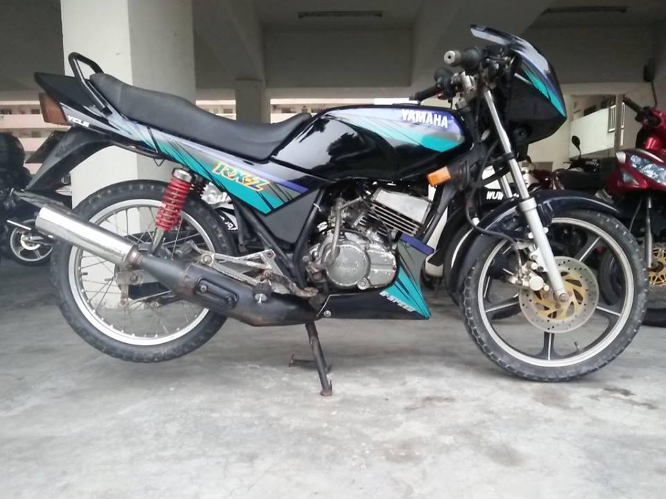 Jual Motor Rxz Murah Jakarta Automotivegarage Org