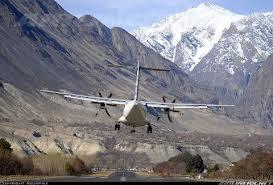 Gilgit Airport, Pakistan