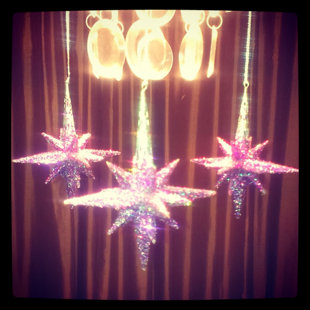 Star tree decorations