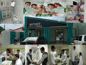 MEDVET - Multiclínica Veterinária.
