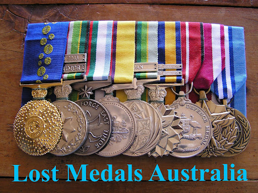 Lost Medals Australia