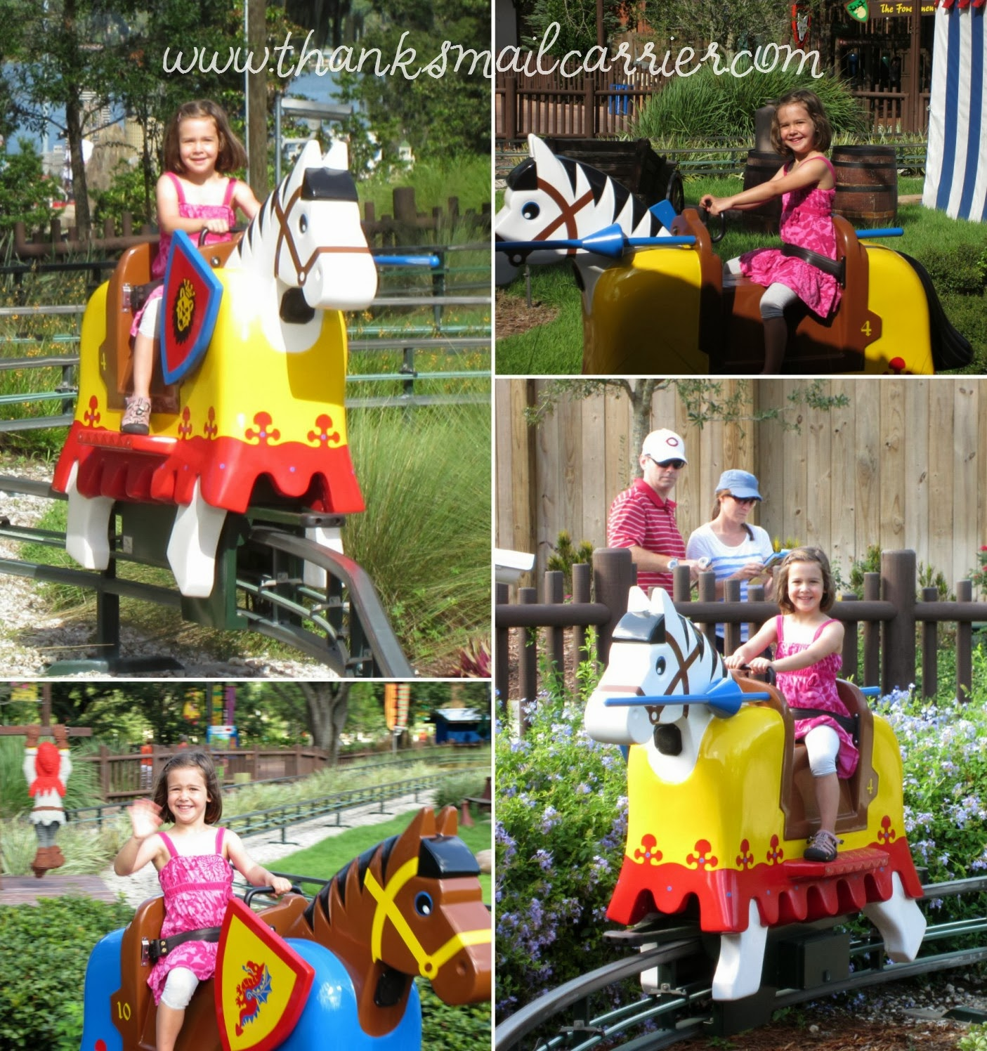 Legoland Royal Joust