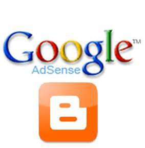 Adsense Blogger logo