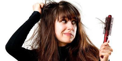 Cara Mengatasi Rambut Rontok Parah