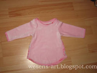 baby sweater light-pink   wesens-art.blogspot.com