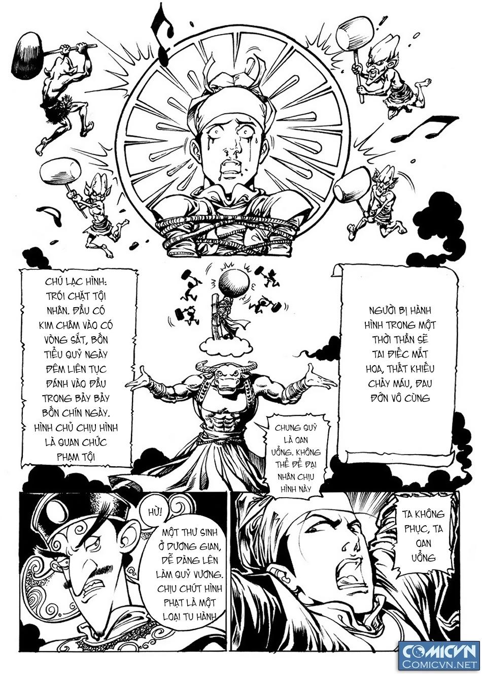 Chung Quỳ Truyền Kỳ Chapter 16 - Hamtruyen.vn