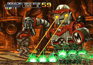Game android HD Metal Slug all Device