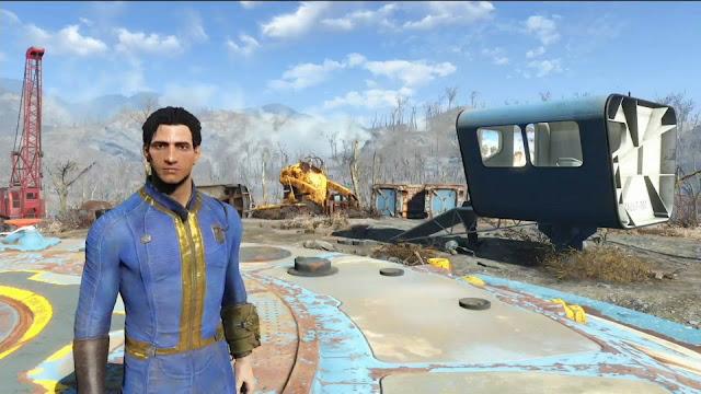 Fallout 4 e3 2015 vault 111