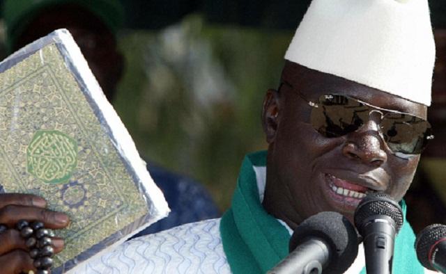 presiden gambia deklarasikan negara islam setelah tampung rohingya