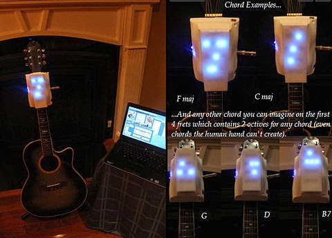 RoboTar: Accessible guitar system.