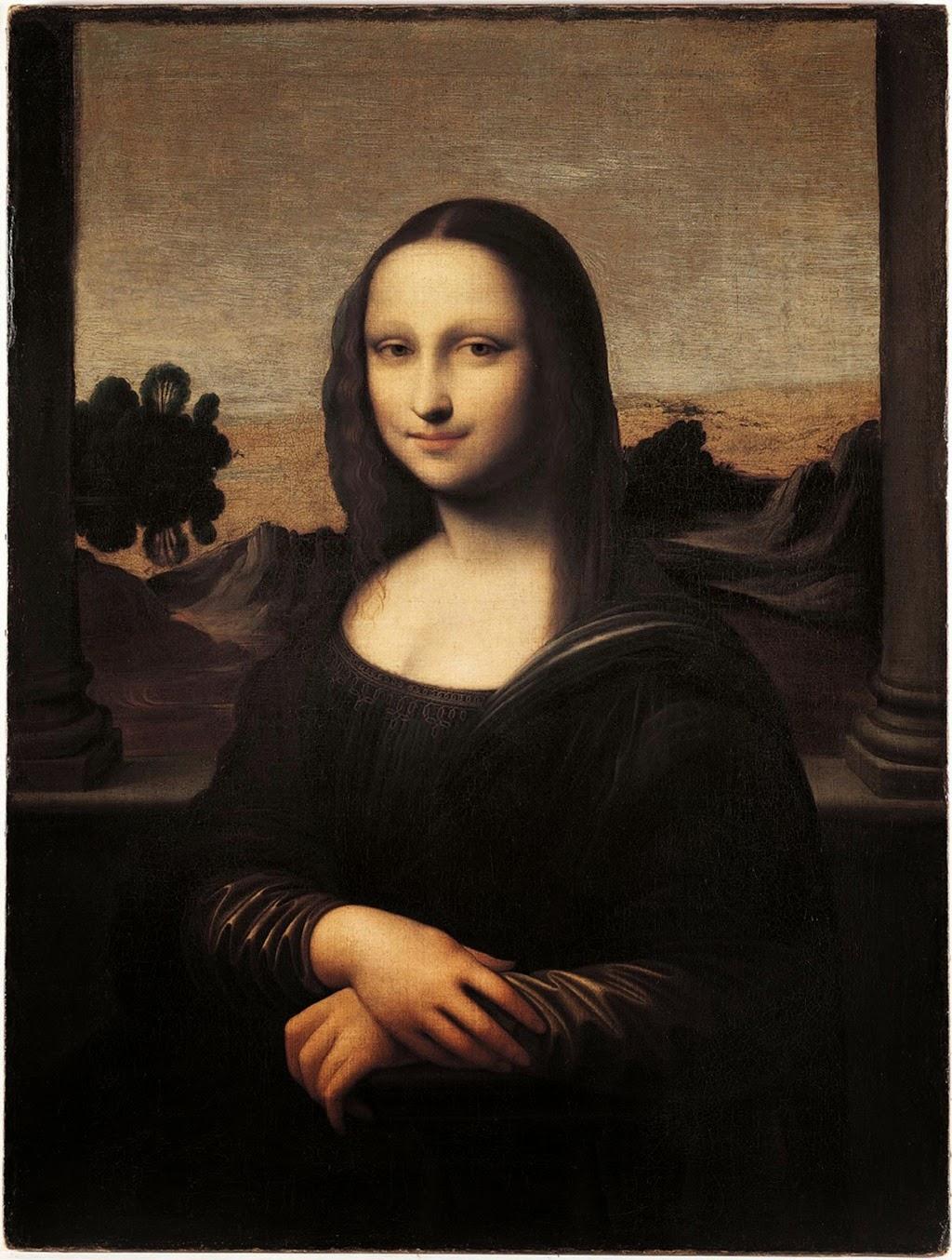 Isleworht Mona Lisa.
