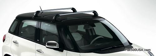 Fiat 500L Roof Rack