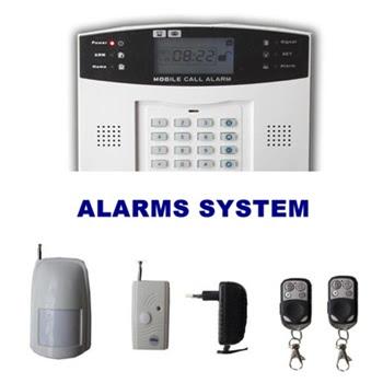 Alarm Rumah Paket Alarm Rumah