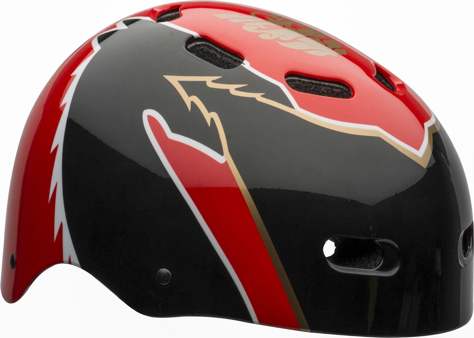 How my son built confidence power rangers megaforce scooter helmet snymed - Moto power rangers megaforce ...