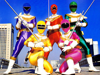 Power Rangers Wallpaper