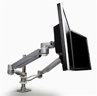 Dual Screen Monitor Arm EZKC2