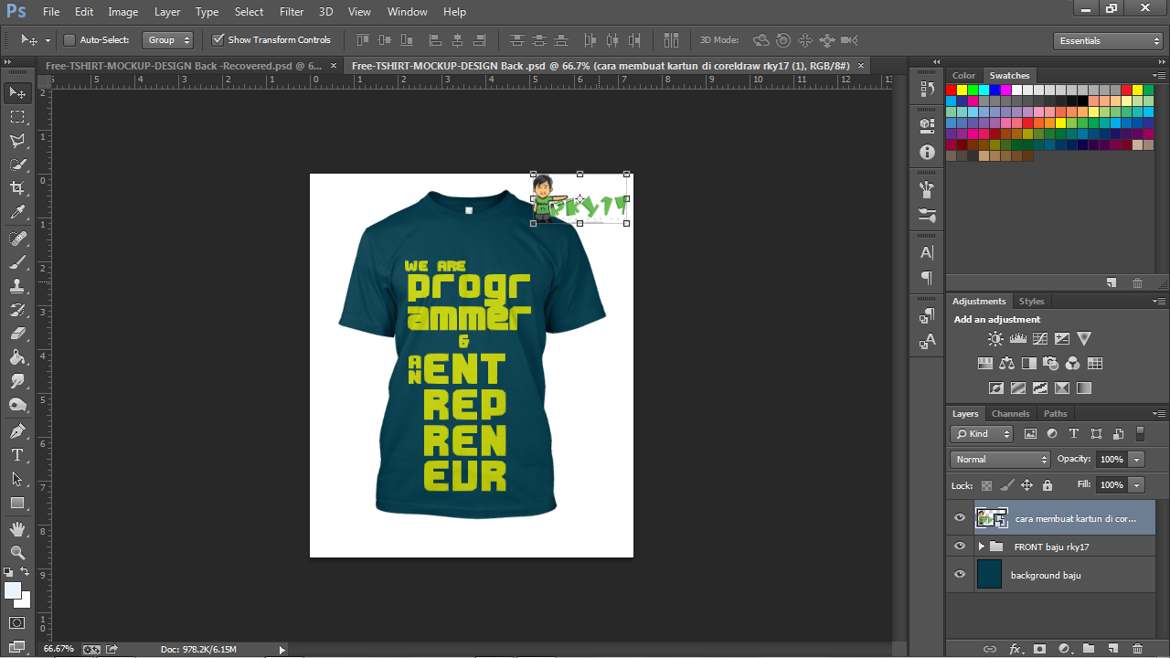 Download template Baju polos PSD Gratis | rky17.blogspot.com ...