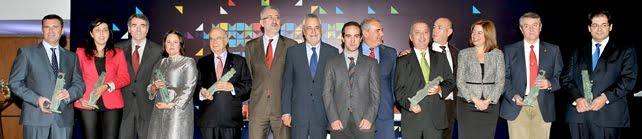 Galardonados Premios Arco Iris