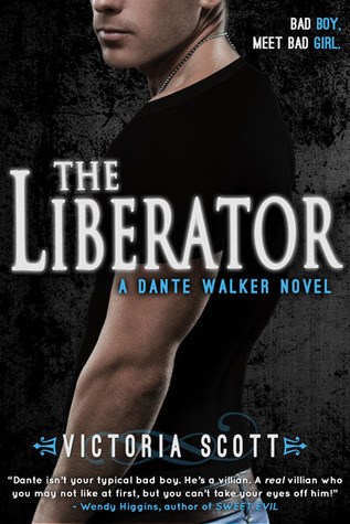 The Liberator by Victoria Scott
