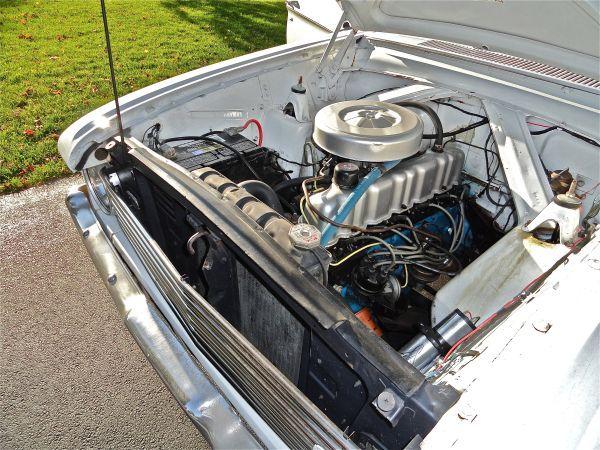 Daily Turismo: 5k: 1960 Ford Falcon 2dr Wagon; Ansel Adams!
