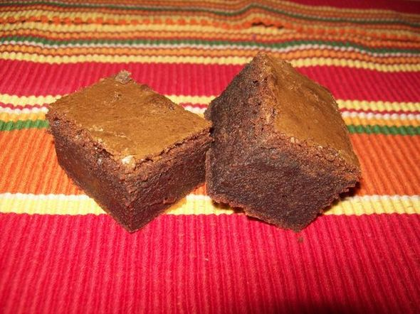 brownies la cr me de marrons miam des biscuits. Black Bedroom Furniture Sets. Home Design Ideas