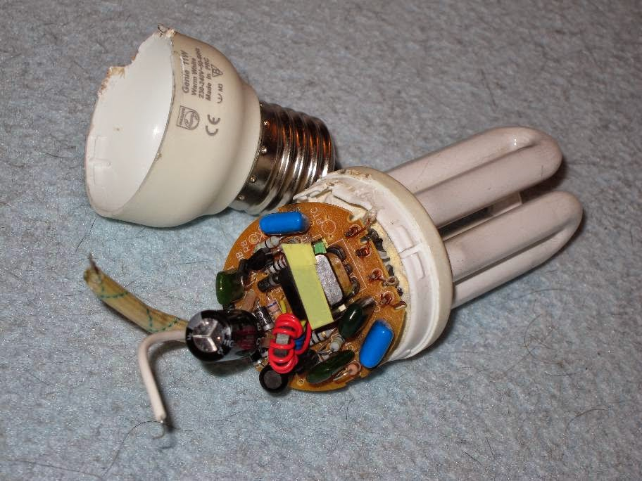 Lampu efisiensi