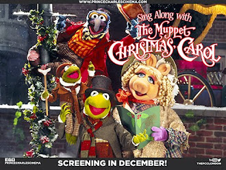 "UK Sing Along with ""The Muppet Christmas Carol"""