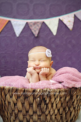 Newborn Photographers in Winston Salem   Fantasy Photography, LLC   Clemmons Newborn Photographer