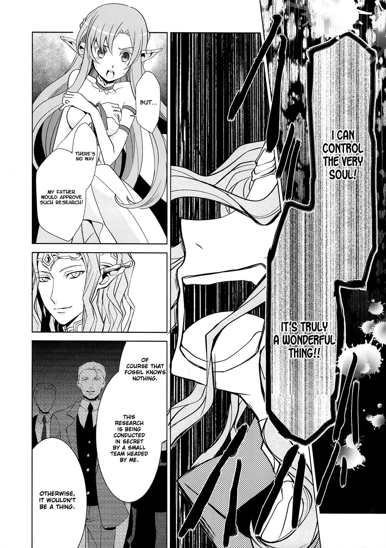Sword Art Online: Fairy Dance Chapter 3 - Hamtruyen.vn