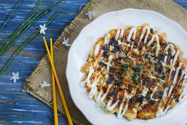Okonomiyaki, Pancake Gurih ala Jepang